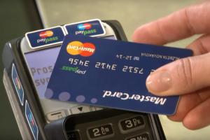 система бесконтактной оплаты PayPass