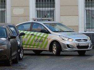Автомобили контроля оплаты парковки