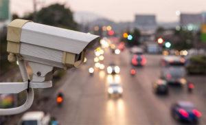 Камера наблюдения дорожного движения