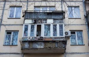 """Московские """"хрущевки"""""""