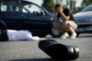 Если сбил человека на пешеходном переходе какая статья