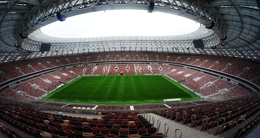 """Стадион """"Лужники"""" Источник: rg.ru"""