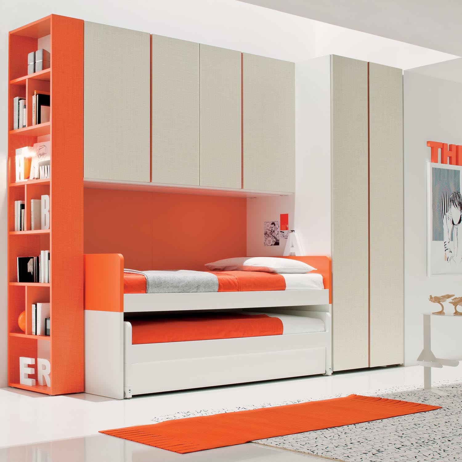 clever-italian-furniture-set-for-children-kids