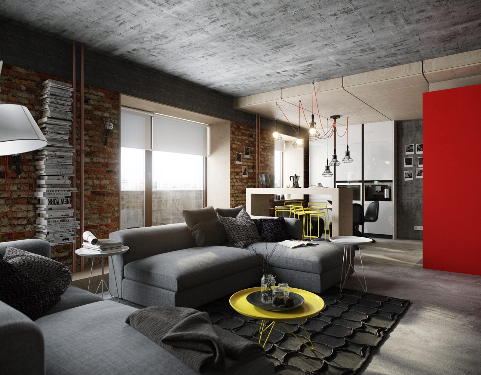 dizajn-dvukhurovnevoj-kvartiry-v-stile-loft1