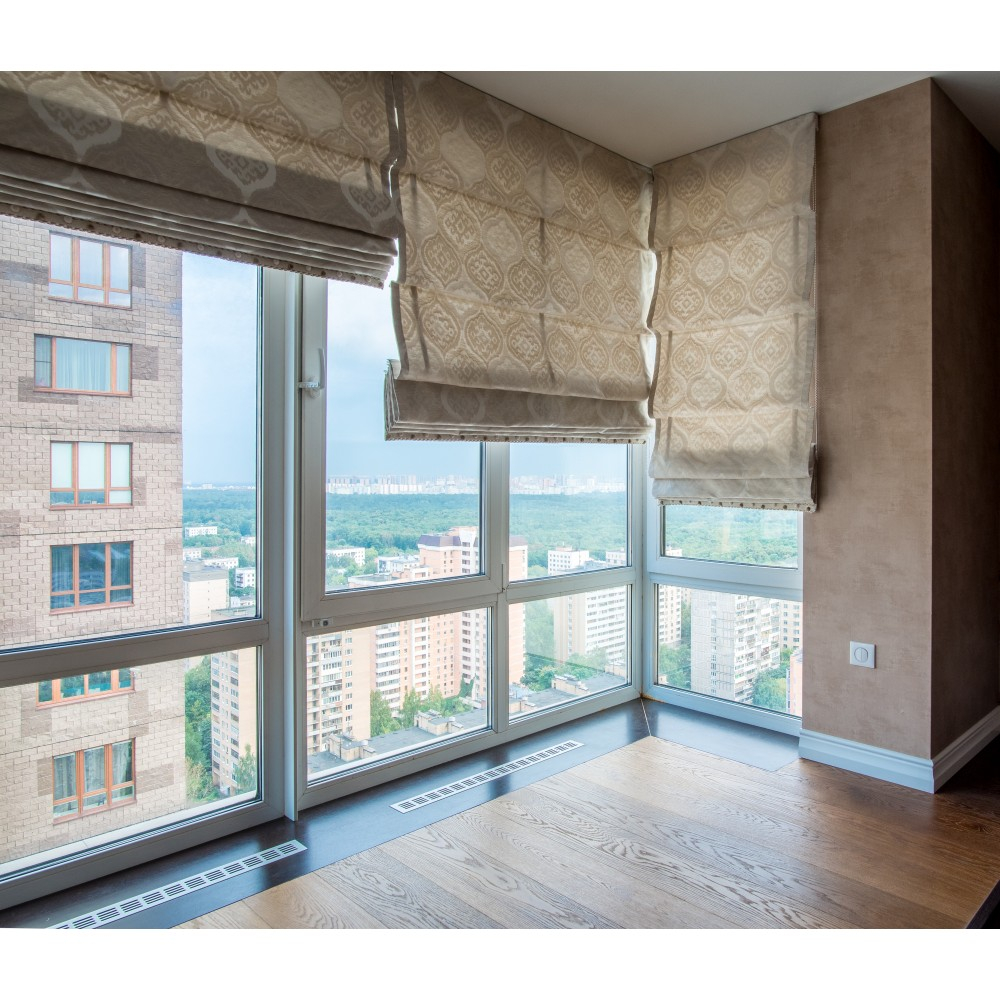 как выбрать шторы на панорамные окна газета право