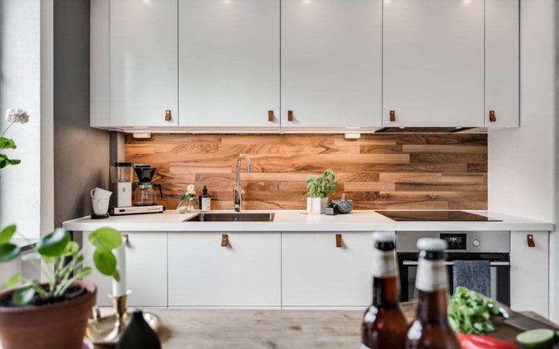 Чем можно заменить кухонный фартук
