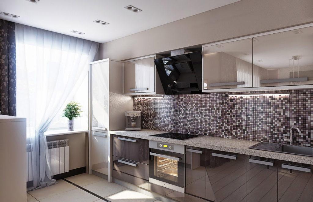 Чем можно заменить кухонный фартук_2