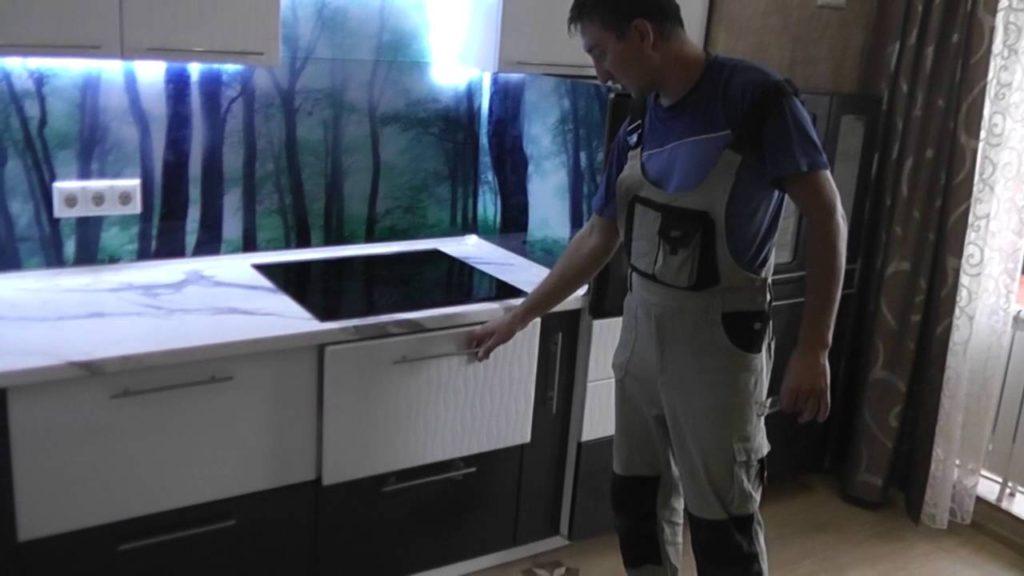 Чем можно заменить кухонный фартук_4