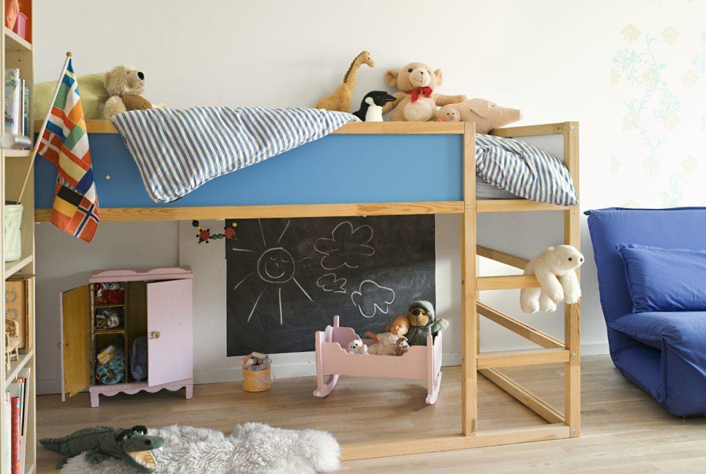 Что такое кровать-чердак